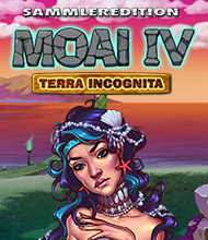 Klick-Management-Spiel: Moai 4: Terra Incognita Sammleredition