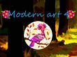 Jetzt das Logik-Spiel Modern Art 4 kostenlos herunterladen und spielen