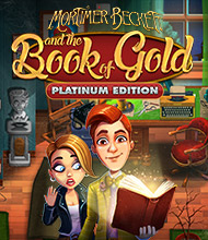 Wimmelbild-Spiel: Mortimer Beckett and the Book of Gold Platinum Edition