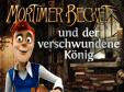 Jetzt das Wimmelbild-Spiel Mortimer Beckett und der verschwundene König kostenlos herunterladen und spielen