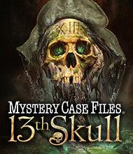 Wimmelbild-Spiel: Mystery Case Files: 13th Skull