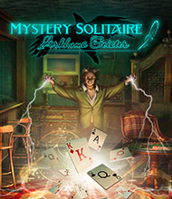 Solitaire-Spiel: Mystery Solitaire: Arkhams Geister
