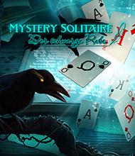 Solitaire-Spiel: Mystery Solitaire: Der schwarze Rabe