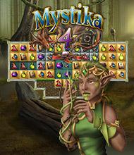 3-Gewinnt-Spiel: Mystika 4: Dark Omens