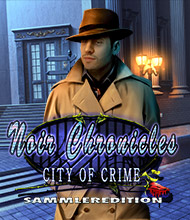 Wimmelbild-Spiel: Noir Chronicles: City of Crimes Sammleredition