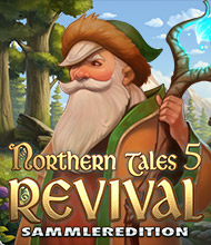 Klick-Management-Spiel: Northern Tales 5: Revival Sammleredition