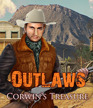 Wimmelbild-Spiel: Outlaws: Corwin's Treasure