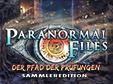 Jetzt das Wimmelbild-Spiel Paranormal Files: Der Pfad der Prüfungen Sammleredition kostenlos herunterladen und spielen