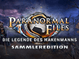 Wimmelbild-Spiel: Paranormal Files: Die Legende des Hakenmanns Sammleredition
