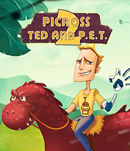 Logik-Spiel: Picross: Ted and P.E.T. 2