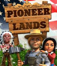 Klick-Management-Spiel: Pioneer Lands