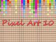 Jetzt das Logik-Spiel Pixel Art 10 kostenlos herunterladen und spielen