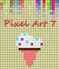 Logik-Spiel: Pixel Art 7