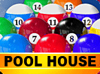 Action-Spiel: Pool House
