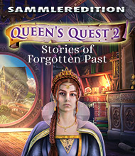 Wimmelbild-Spiel: Queen's Quest 2: Stories of Forgotten Past Sammleredition