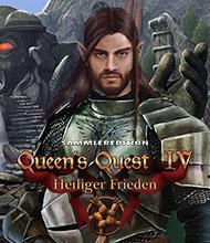Wimmelbild-Spiel: Queen's Quest 4: Heiliger Frieden Sammleredition