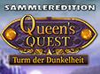 Wimmelbild-Spiel: Queen's Quest: Turm der Dunkelheit SammlereditionQueen's Quest: Tower of Darkness Collector's Edition