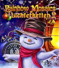 Logik-Spiel: Rainbow Mosaics: Lichterketten 2