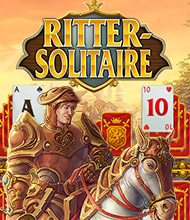 Solitaire-Spiel: Ritter-Solitaire