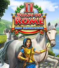 Klick-Management-Spiel: Roads of Rome: New Generation 2