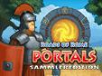 Jetzt das Klick-Management-Spiel Roads of Rome: Portals Sammleredition kostenlos herunterladen und spielen!