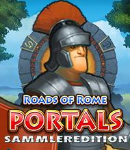 Klick-Management-Spiel: Roads of Rome: Portals Sammleredition