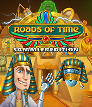 Klick-Management-Spiel: Roads of Time Sammleredition