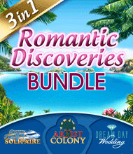 Paket-Spiel: Romantic Discoveries Bundle