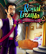 Wimmelbild-Spiel: Royal Trouble: Honeymoon Havoc