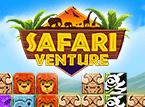 3-Gewinnt-Spiel: Safari Venture