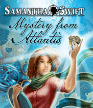 Wimmelbild-Spiel: Samantha Swift and the Mystery from Atlantis