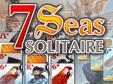 Solitaire-Spiel: Seven Seas Solitaire: Ein karibisches AbenteuerSeven Seas Solitaire