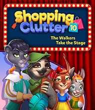 Wimmelbild-Spiel: Shopping Clutter 10: The Walkers Take the Stage