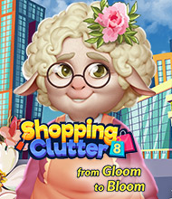 Wimmelbild-Spiel: Shopping Clutter 8: From Gloom to Bloom