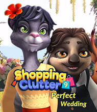 Wimmelbild-Spiel: Shopping Clutter 9: Perfect Wedding