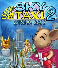 Action-Spiel: Sky Taxi 2