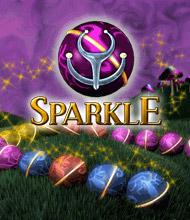 Action-Spiel: Sparkle