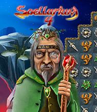3-Gewinnt-Spiel: Spellarium 4