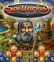 3-Gewinnt-Spiel: Spellarium