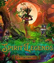Wimmelbild-Spiel: Spirit Legends: Geist des Waldes