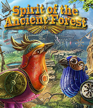 Wimmelbild-Spiel: Spirit of the Ancient Forest