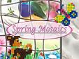 Jetzt das Logik-Spiel Spring Mosaics kostenlos herunterladen und spielen