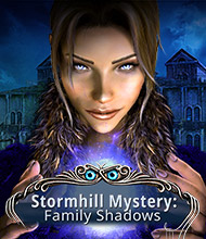 Wimmelbild-Spiel: Stormhill Mystery: Family Shadows