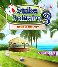 Solitaire-Spiel: Strike Solitaire 3: Dream Resort