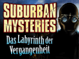 Wimmelbild-Spiel: Suburban Mysteries: Das Labyrinth der VergangenheitSuburban Mysteries: The Labyrinth of the Past