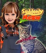 3-Gewinnt-Spiel: Suddenly Meow