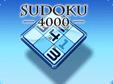 Logik-Spiel: Sudoku 4000Sudoku 4000