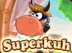 Action-Spiel: Superkuh