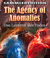 Wimmelbild-Spiel: The Agency of Anomalies: Das Lazarett des Todes Sammleredition