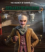 Wimmelbild-Spiel: The Agency of Anomalies: Gedankeninvasion